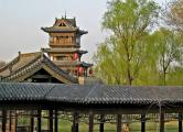 3 days Pingyao the Susan Prison and Hukou Waterfall tour pictures