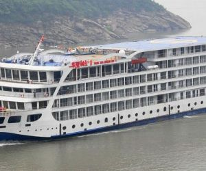 Chinese Goddess 1/2 Cruiser, Yangtze River & Three Gorges Tour