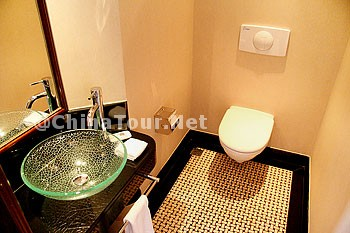 Deluxe Suite/Bathroom