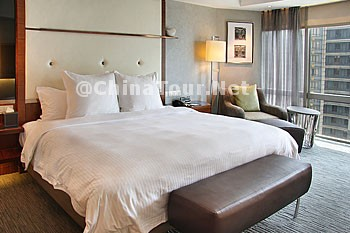 Intercontinental Guest Room