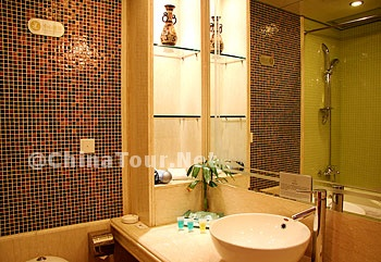Business Double Room/Bathroom