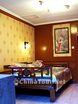 Chinese Deluxe King Bed Room