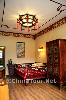 Chinese Classic King Room