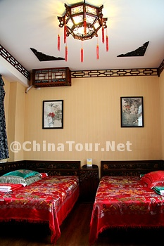 Chinese Classic Twin Room