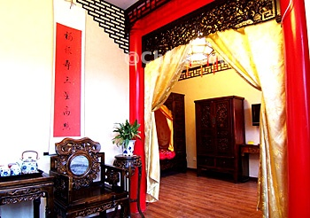 Chinese Deluxe Wedding Suite