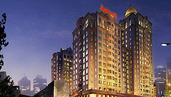 Beijing Marriott Hotel City Wall