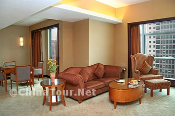 Executive Suite/One Bedroom And One Livi