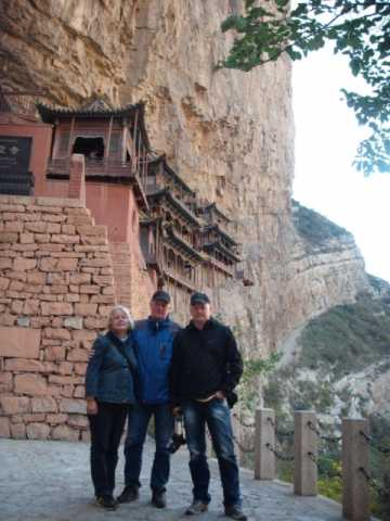Hanging Monastery-What a master piece of architecture