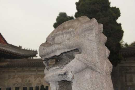 Xi'an dragon.