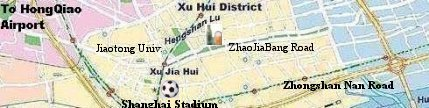 Check Hotels in Shanghai Xuhui Area