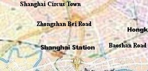 Check Hotels in Shanghai Railway Station Area