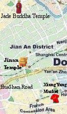 Check Hotels in Shanghai Jingan Area