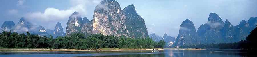 China Tour in Guilin, Li River