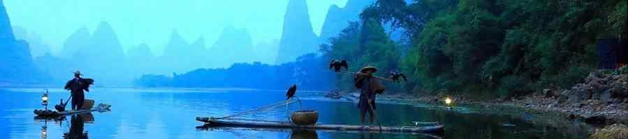 Guilin Tours, Li River cruise