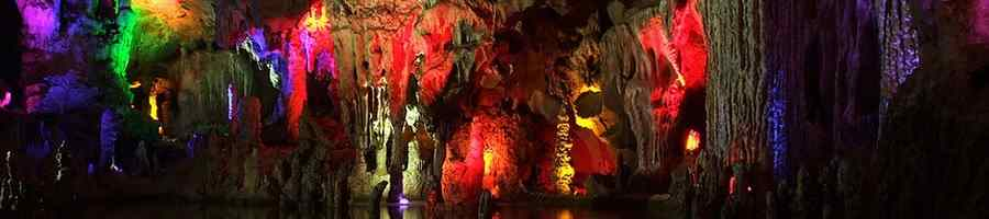 Guilin tour to the Reed Flute Cave