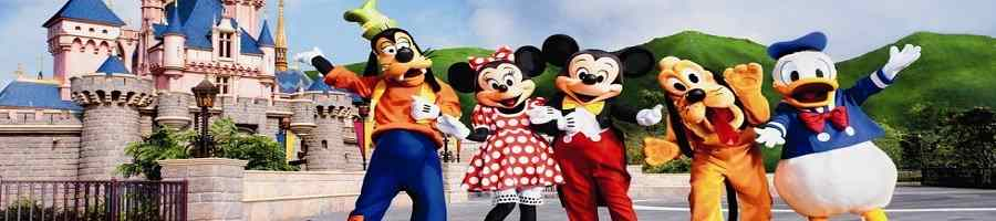 Hongkong Disney Land Tours