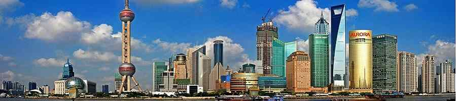 China Tours in Shanghai Bund Area