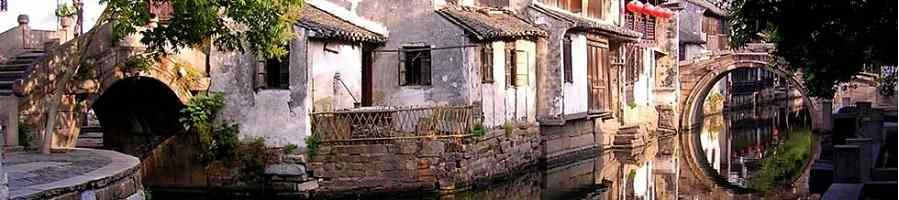 Shanghai tour to Zhouzhuang watertown