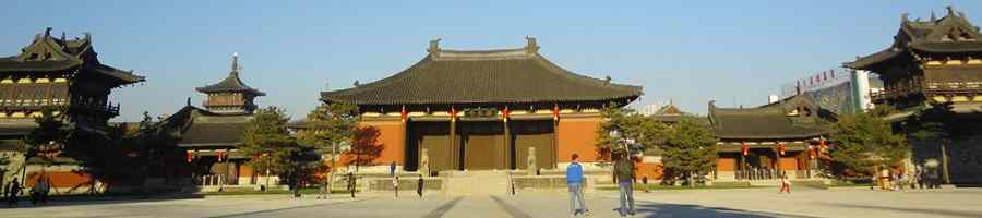Tour to Yanhua Temple