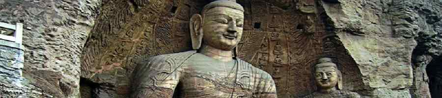 Tour Yungang Grottoes