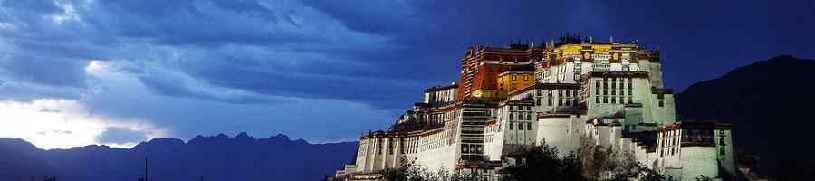 Tibet Tours to Potala Palace