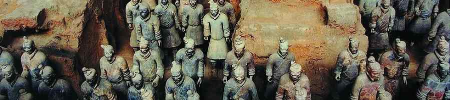 Xian tour, visit the Terra-Cotta Warrior Museum