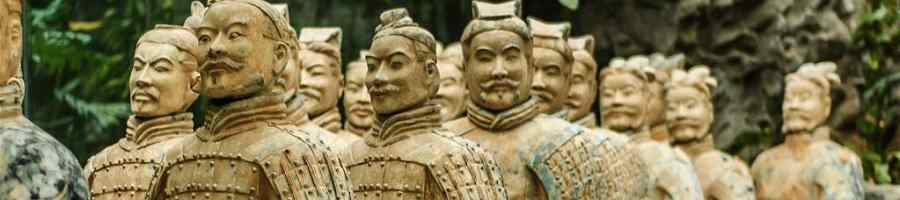 Xian Tours to the Terra Cotta Warriors