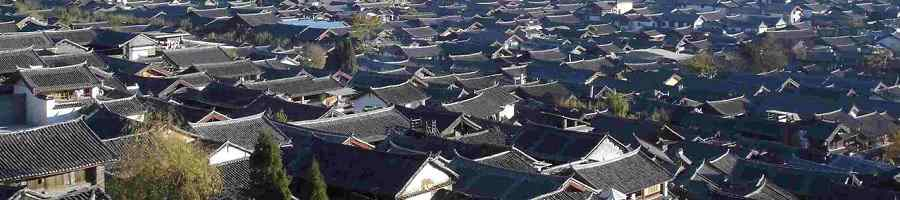 Lijiang ancient town tour