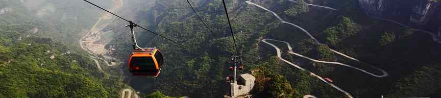 Zhangjiajie Tour to Tianmen Mountain