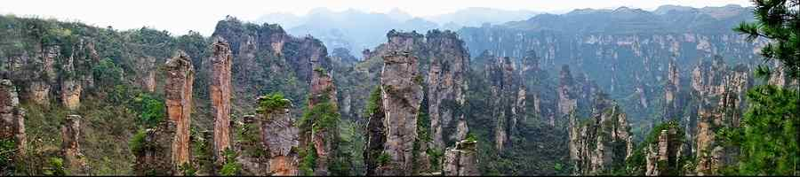 Zhangjiajie Mountain Tours