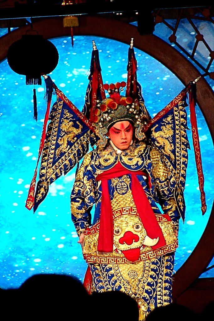 Beijing Opera, Chinese Kongfu, Acrobatic Show (Evening Activity)