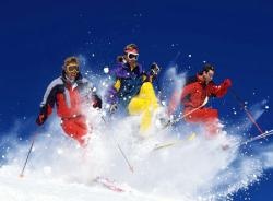 4-Day 3-Night Skiing Tour Package, China