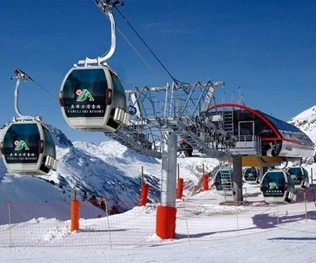 1 Day Tour: Snow County and Yabuli Ski Resort