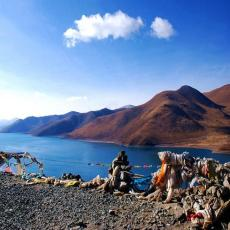 6 day tour to Lhasa with Yamdrok Lake, China