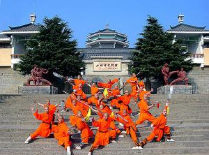 2 Days Tour: Longmen Grottoes and Shaolin Temple (by train), China