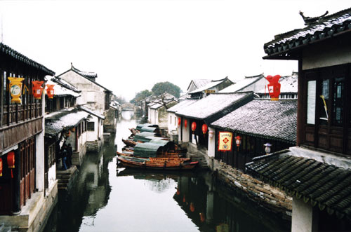 1 Day Tour to Suzhou and Zhouzhuang (from Shanghai, back)
