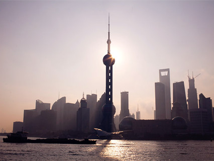 Shanghai Pearl Tower
