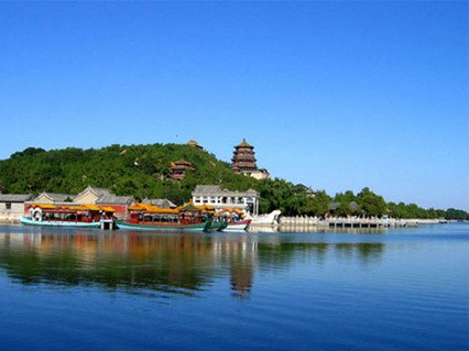 Wanshou Hill in Summer Palace