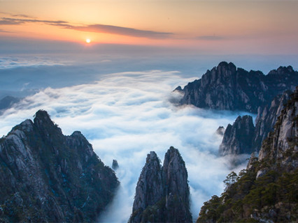 Cloud Sea at Huangshan
