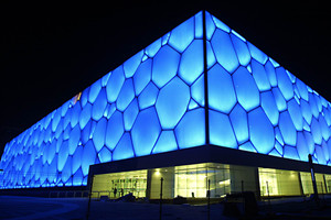 The National Aquatics Center-Top 10 Beijing Modern Architecture