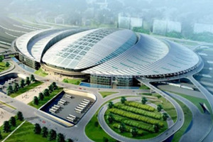 Beijing South Railway Station-Top 10 Beijing Modern Architecture
