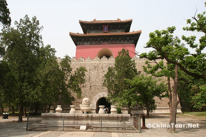 The Minglou (soul tower).