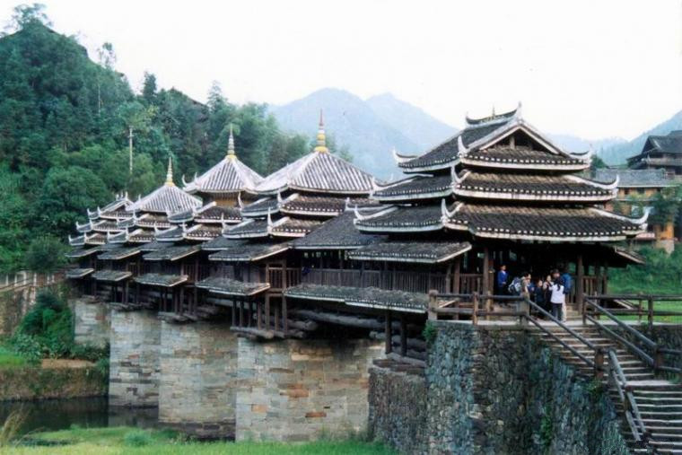 Chengyang Wind Rain-Bridge