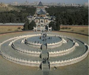 Circular Mound Altar-Temple of Heaven