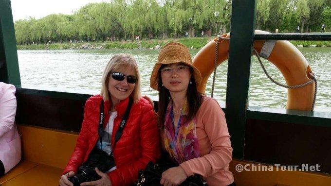 Tour Guide Yan