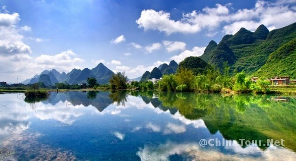 Yulong River2