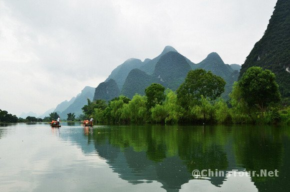 Yulong River4