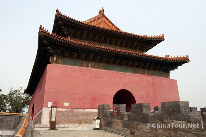 Soul Tower,Zhaoling Tomb