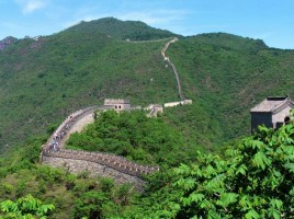 Mutianyu Great Wall-Beijing Summer Tour