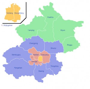 Beijing administrative division